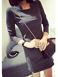 LSY женская оболочка платье