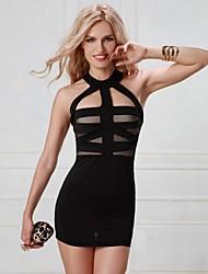 night®women'shalter pacote oco hip saia sexy moda clubwear da véspera