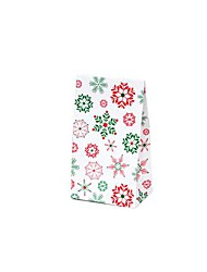 Coway Snow Open Christmas Gift Bags of Food Packaging Bags