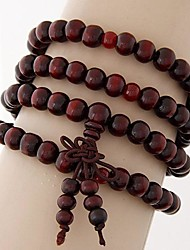 Lucky Prayer Beads Wild Multilayer Bracelet