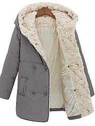 eliang женская мода пальто хлопка