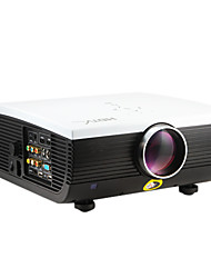 720P 3D LCD Projector with HDMI Input TV Tuner
