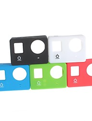 YuanBoTong   Bare Metal Version Camera Silicone Case for GoPro Hero3+/3 (Assorted Colors)