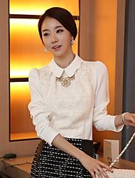 Miaoling Women's Lace Blouse