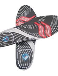 semelles coussin de silicium pour les chaussures deux paires