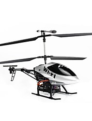 Huajun 2.4G 4CH rc Hubschrauber mit Gyro / ios Steuer / 3D GoPro / LED-Licht m-215