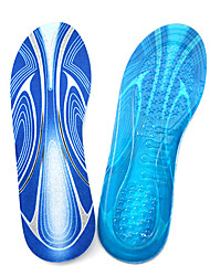 Fabric Gel Cushion Insoles for Shoes One Pair