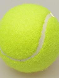 fangcan amarilla alta trainning flexibilidad pelota de tenis 1 pieza
