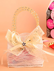 Bowknot HandBag Design Favor Bag-Set of 12(More Colors)