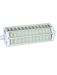 R7S LED Corn Lights T 72 SMD 5050 950 lm Warm White Dimmable AC 220-240 V