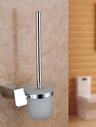 Bathroom Accessories Solid Brass Toilet Brush Holder