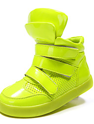 Boys' Shoes Comfort Round Toe Flat Heel Fashion Sneakers with Magic Tape Shoes More Colors available