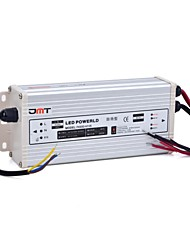 5V 40A Rain-proof 200W Constant Voltage Power Supply for LED Light and Surveillance Security Camera (AC 170~250V)