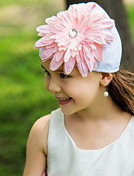 Flower Girl's Fabric Headpiece - Wedding/Special Occasion Flowers