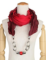 Women Satin Scarf , Vintage/Cute/Party/Work/Casual