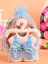vestir-se de doces favor bag-conjunto de 12 (mais cores)
