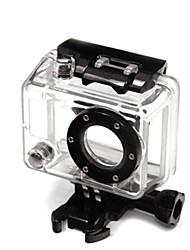 Accessoires für GoPro Schutzhülle / TaschenFür-Action Kamera,Gopro Hero 2 Universal 2pcs In 1