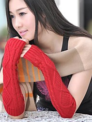 Knitwear Gloves , Cute/Casual