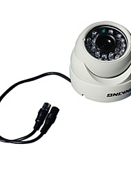 "MINKING ™ 1/3"" SONY CCD 700TVL IR Color Dome Camera for Indoor"