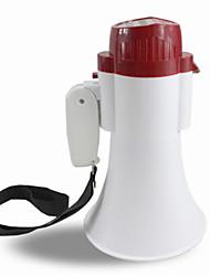 Megaphone Loudspeaker DC battery 8~15 Hours 20s REC VE155A-DC