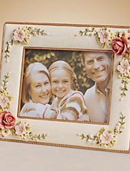 HOSHINE® Novelty Modern Victoria Romantic Rose Picture Frames - Set Of 1