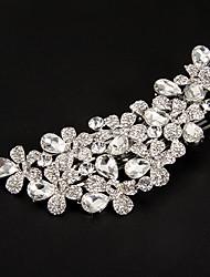 Women's Platinum Headpiece - Wedding/Special Occasion Flowers