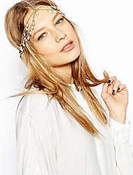 borlas rhinstone cintas para el pelo de la mujer kl