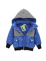Boy's Cotton Blend Down & Cotton Padded , Winter