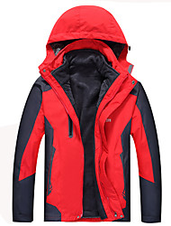 Winter Warm Thicken Quinquagenarian Down Jacket Large Size Outwear