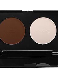 remorquer ton mat poudre bronzante ronde maquillage