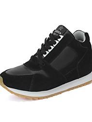Chaussures femme ( Noir/Rouge/Gris ) - Cuir - Marche