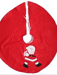 Christmas Tree Skirt Fabric (Style Random)