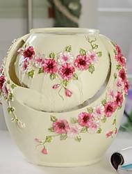 haoxinyi® nouveauté moderne jardin pensée fleur fontaine bureau