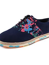 Scarpe da uomo Ufficio e lavoro/Casual Similpelle Sneakers alla moda Nero/Blu/Giallo