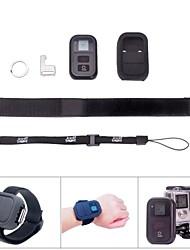 толстый кот роскошный комплект RC 10м водостойкий WiFi пульт дистанционного управления для GoPro hero4 черный / серебро / новый