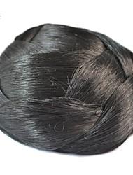 восстановление древних путей парик булочка европейских и американских популярный стиль