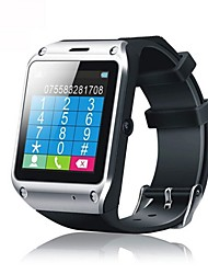 "D5 1.54"" Android Watch Phone Bluetooth V3.0 Smart Camera / SIM / TF Card Slot"