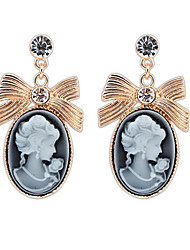 Leo heart Women'S Luxury Elegant Earrings