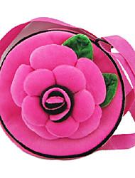 Round Handbag With Rose Pattern for Fujifilm mini7S 25 50S