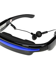 VG280 HD 52-inch Portable Eyewear Wide Screen Video Glasses Virtual Theatre 4GB
