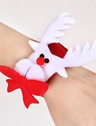 alta calidad de la pulsera del navidad de 5 (entrega al azar)
