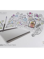 so-f escrita painel prancheta pad Wacom CTH-480 / digitais