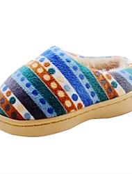 Zapatillas ( Azul/Amarillo/Rosado ) - Deslizar/Comfort - Sintético