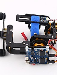 Brushless Camera Gimbal for DJI Phantom with Motors & Con