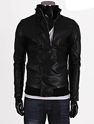 Men's Fashion Motorcycle Leather Coats