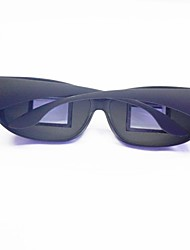 Plastic Material Lazy Horizontal Glasses Belongs to Health TV Mirror