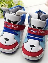 Baby Shoes - Casual - Sneakers alla moda - Finta pelle - Multicolore