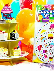 Party's Products of Cartoon Cake Stand Centerpieces