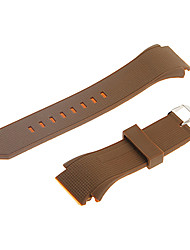 Women's 22cm Rubber Watch Band
