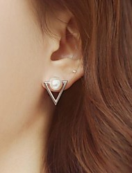 Dreieck Ohrringe